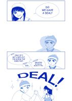 Snapshot Smile page 4 by PaperPlatePhace