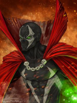 Spawn by Sunglasses-afterDARK