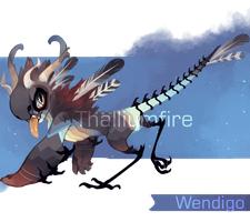 Wendigo by NebNomMothership
