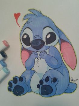 Got Stitch? by SketchBird5