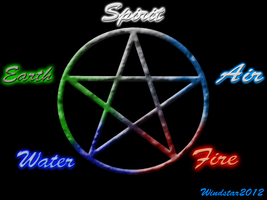Pagan Star elements by Jetta-Windstar