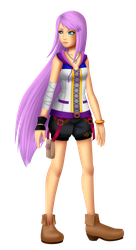 Lea KH Game Model by Tataouin