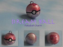 Dream Ball Charm by GandaKris