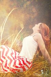 Into The Sun by MeganLeeRetouching