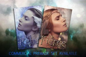 Angel duology - Available Pre-mades by emma-blues