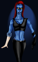 Mystique by Soyelmejor999