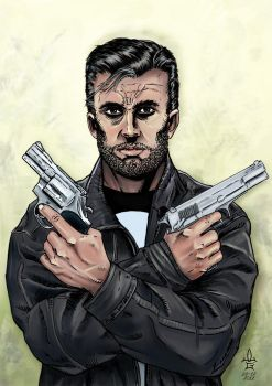 Punisher by jorgemuro
