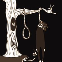 'The Hanging Tree' by iskizzers