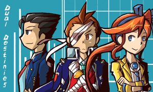 Dual Destinies, Ghost Trick Style! ...Sorta by husk57
