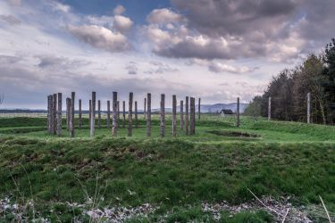 Reconstructed henge by Princess-Amy