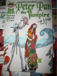 Jack and Sally's Family on a Peter Pan the Vampire by rentnarb