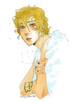 Wet Hayner by TashinaKalmbach