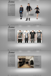 Koma -  Portfolio by h1xndesign