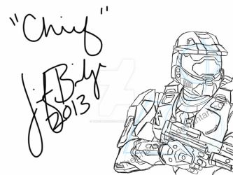 Chief by TheChaosDice