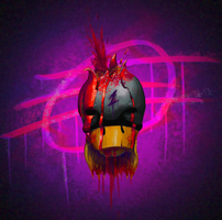 Alex - Hotline Miami 2 Wrong number by HokyBriget