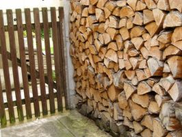 Stack of Wood by dave87