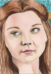 Margaery Tyrell Game of Thrones by Purple-Pencil