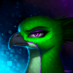 Emerald Icon by EmeraldParrot