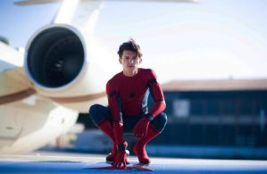 Shy Boy and Fire Girl Peter Parker X Reader X Tony by jinxx-is-the