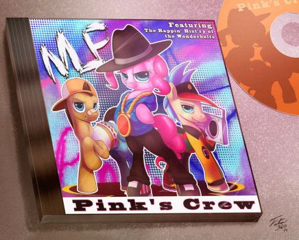 Pink's Crew_CD by Tsitra360