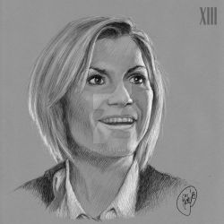 Doctor Who: Thirteenth Doctor by rfparker