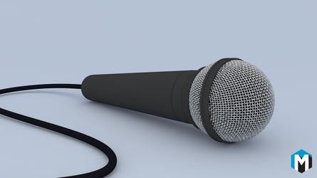 Microphone by Marsovski