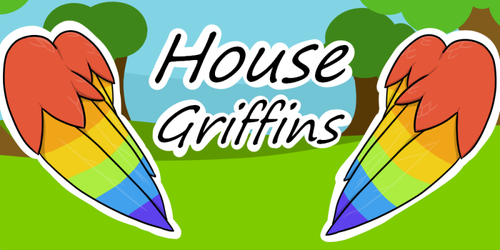 Icon For House Griffins by xXSoft-SilenceXx
