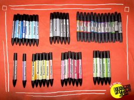 PROMARKERS by ELECTRICPOPPERS