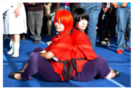 Ranma 1-2 cosplay by AFSEMsoul