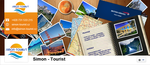 Facebook cover - travel agency by Lifety