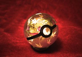 The Pokeball of Bulbasaur