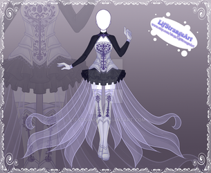 [Close] Adoptable Outfit Auction 121 by LifStrange