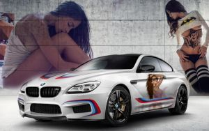 2015 Bmw M6 Coupe F13 by cocos671