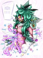 Candy Gore by Zwelx