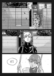COMIC. Carry Me Home (preview) by Masiru-chan