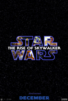 Star Wars: the Rise of Skywalker - Fanmade Poster