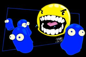PacMan by Chelle-my-Belle