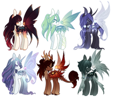 [Closed] Set Price Faering Adopts by Endeth