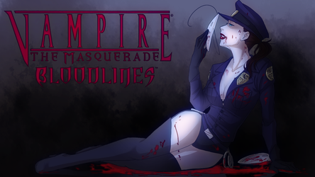 Cry Plays: Vampire The Masquerade - Bloodlines by Kiwa007