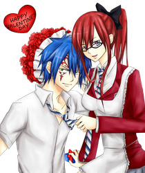 Jerza Happy Valentine's Day by 268514