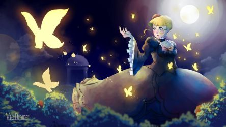 The golden Witch by Lengleth