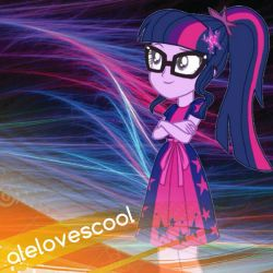 alelovescool - Twilight Sparkle by alelovescool