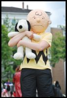 Charlie Brown Cosplay by Indy-chan