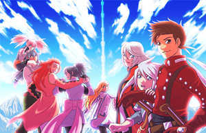 Tales of Symphonia by Ashikai
