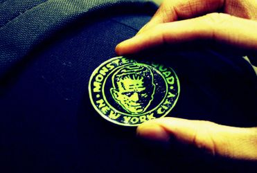 Monster Squad Pin by CleverTrever