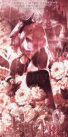 `Queen in flowers by lunafate
