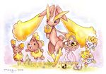 The Easter Lopunny by tavington