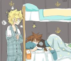 KH: Brothers by Yufei