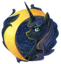 Luna by Dany-the-Hell-Fox