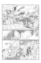 All-New X-Men Sample Page 4 by Hominids